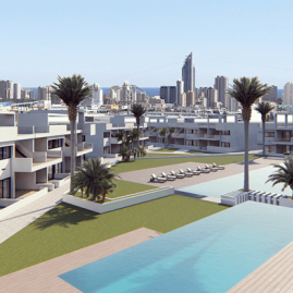 Apartament w Finestrat, Costa Blanca